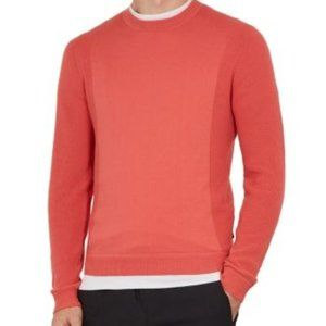 Ted Baker crewneck sweater textured NEW